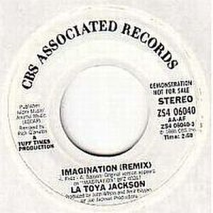 Imagination (La Toya Jackson song) - Image: Imagination 7
