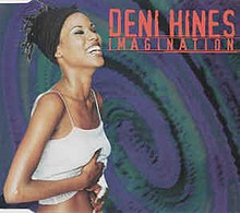 Imagination (single) by Deni HInes.jpg