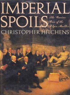 book by Christopher Hitchens