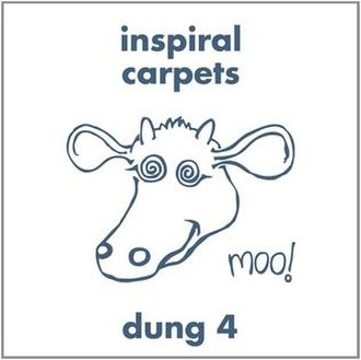 Dung 4 - Image: Inspirals dung 4 reissue