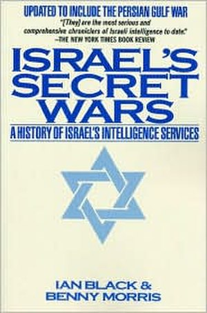 Israel's Secret Wars - Cover of book updated in 1994.