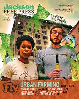 Jackson Free Press - Image: Jackson Free Press (front page)
