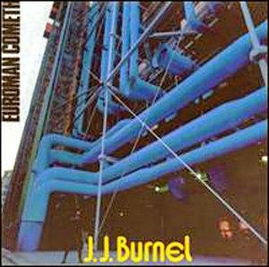 Euroman Cometh - Image: Jean Jacques Burnel Euroman Cometh CD album cover