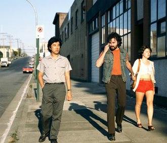 Vancouver School - Mimic (1982)