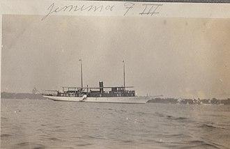 Gas Engine & Power Company & Charles L. Seabury Company - Image: Jemima F III (3) yacht