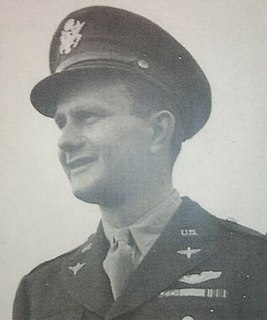 John L. Jerstad United States Army Air Forces Medal of Honor recipient