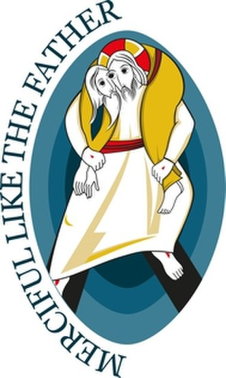 Extraordinary Jubilee of Mercy - Official logo