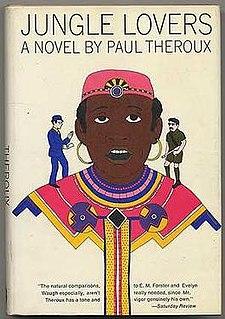 <i>Jungle Lovers</i> novel by Paul Theroux