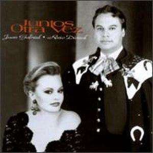 Juntos Otra Vez (Juan Gabriel and Rocío Dúrcal album) - Image: Juntos otra vez