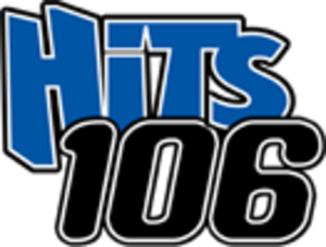 KFSZ - Image: KFSZ FM hits logo