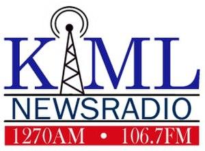 KIML - Image: KIML 1270 Logo