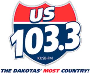 KUSB - US 103.3 logo