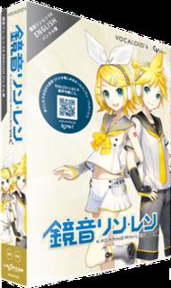 Kagamine Rin/Len fictional character