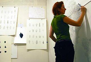 Katie Holten Irish artist