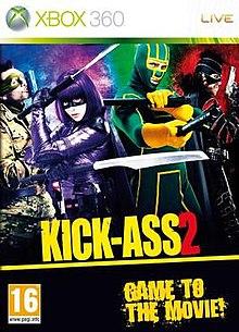 kickass 2 the game wikipedia