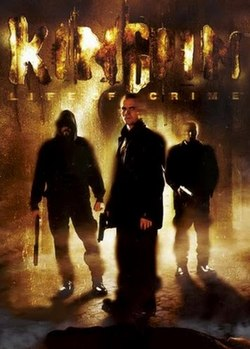 Kingpin box art