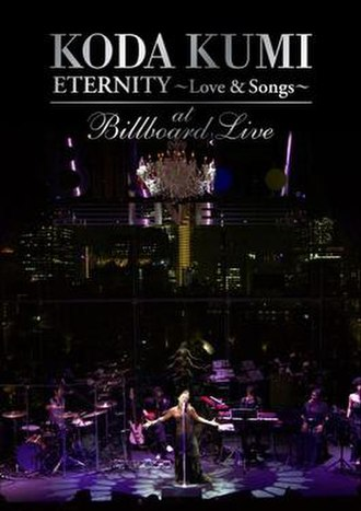 Eternity: Love & Songs at Billboard Live - Image: Koda Eternity Live