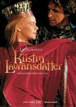 Kristin Lavransdatter (film) - Image: Kristin Lavransdatter film