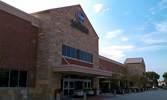 Kroger - Kroger Marketplace in Frisco, Texas opened in 2010.