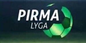 2015 LFF I lyga - Image: LFF Pirma Lyga