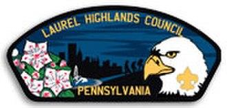 Scouting in Pennsylvania - Image: Laurel Highlands Council CSP