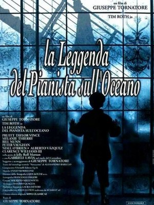 The Legend of 1900 - Italian theatrical film poster