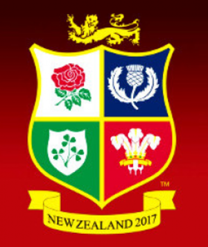 2017 British and Irish Lions tour to New Zealand - Image: Lions Tour logo 2017