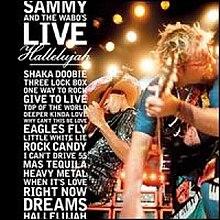 Live - Hallelujah (Сэмми Хагар альбом - крышка искусства) .jpg