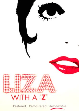 Liza with a Z - Re-master poster