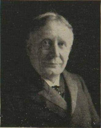 Llewellyn Atherley-Jones - Atherley-Jones c1910