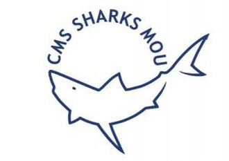Memorandum of Understanding on the Conservation of Migratory Sharks - Image: Logo Migratory Sharks Memorandum of Understanding