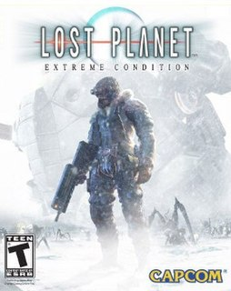 <i>Lost Planet: Extreme Condition</i> 2006 video game