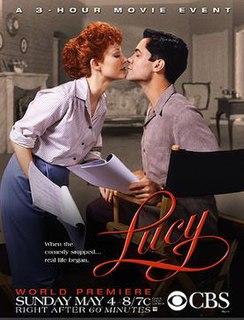 <i>Lucy</i> (2003 film) 2003 television film directed by Glenn Jordan