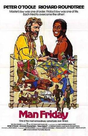 Man Friday (film) - Image: Man Friday 75