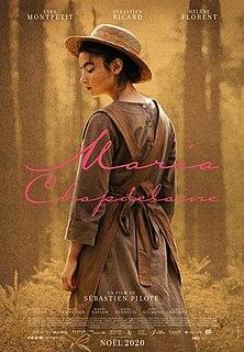 <i>Maria Chapdelaine</i> (2021 film) 2021 Canadian film