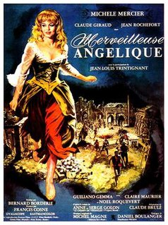<i>Marvelous Angelique</i> 1965 film by Bernard Borderie