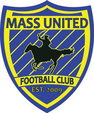 Mass United FC - Image: Massunited