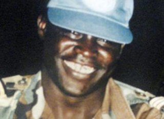 Mbaye Diagne Senegalese Army officer