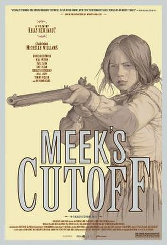 Meek's Cutoff (film) - Theatrical release poster