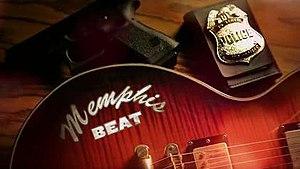 Memphis Beat - Image: Memphis Beat Title