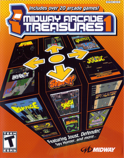 Midway Arcade Treasures - Wikipedia