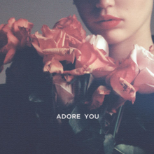 Miley Cyrus - Adore You (Official Single Cover).png