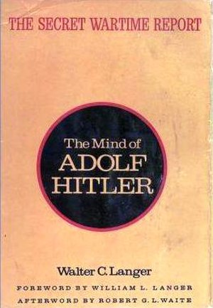 Psychopathography of Adolf Hitler - The Mind of Adolf Hitler