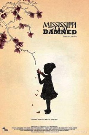 Mississippi Damned - Theatrical release poster