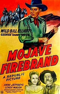 <i>Mojave Firebrand</i> 1944 film by Spencer Gordon Bennet