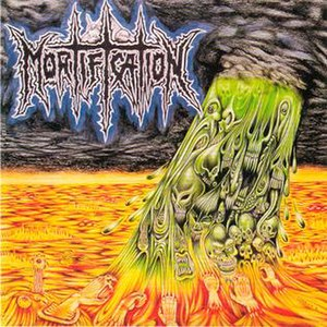 Mortification (album) - Image: Mortification st cover