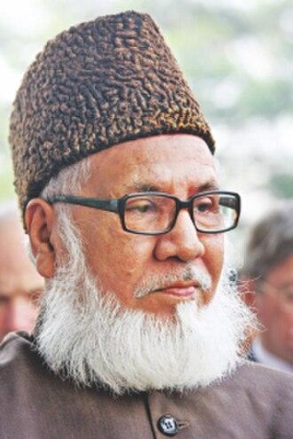 Motiur Rahman Nizami - Nizami