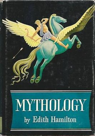 Picture of a book: Mythology