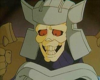 "Skeletor - Skeletor in his ""Disks of Doom"" form in The New Adventures of He-Man"