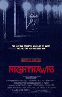 <i>Nighthawks</i> (1981 film) 1981 film by Bruce Malmuth